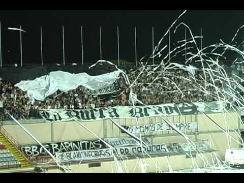 """LA BURRA BRAVA...ZAMORA vs boca.avi"" Barra: La Burra Brava • Club: Zamora"