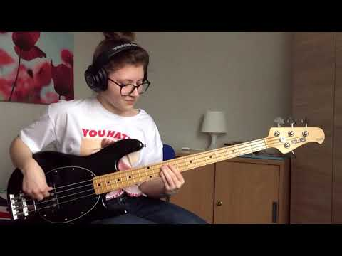 Lizzo - Juice (Bass Cover)