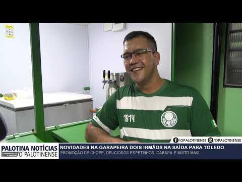 Garapeira Dois Irmãos está com novidades :::Assista em HD:::