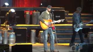 Eric Church - Livin Part of Life/ end of Jack Daniels