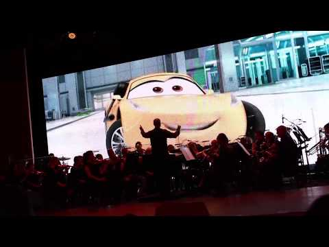 Disney Hollywood Studio The Music Of Pixar Live! Cars