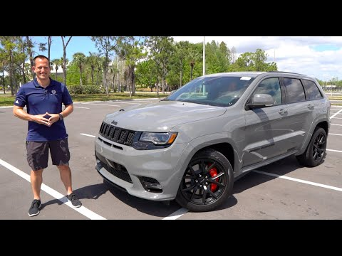 External Review Video C-yvR8Ur1gc for Jeep Grand Cherokee (4th Gen)