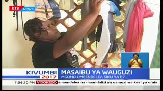 Huku mgomo wa wauguzi kiendelea, wauguzi walazimika kujiunga na vibarua ili kujikimu