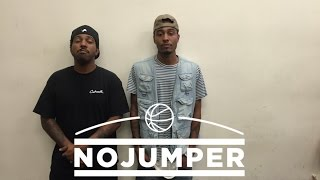 No Jumper - The Cool Kids Interview