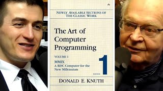 Donald Knuth: The Art Of Computer Programming | AI Podcast Clips