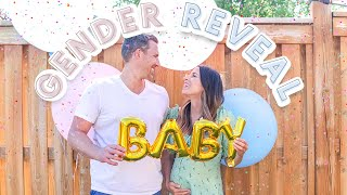 Were Having A... | OUR GENDER REVEAL PARTY!