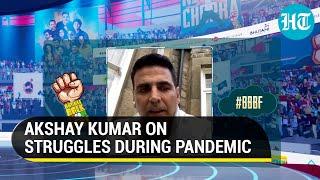 'Everyone screamed': Akshay Kumar reveals how his crew felt about resuming shooting post lockdown