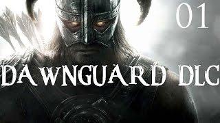 Skyrim Dawnguard DLC - Bölüm 01 - Vampir Avcıları (Türkçe) (PC) (HD)