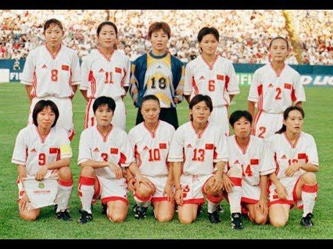 【天下足球】中国女足    铿锵玫瑰1999世界杯