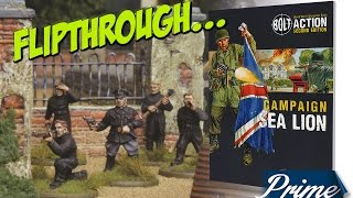 Campaign Sea Lion | Bolt Action Second Edition