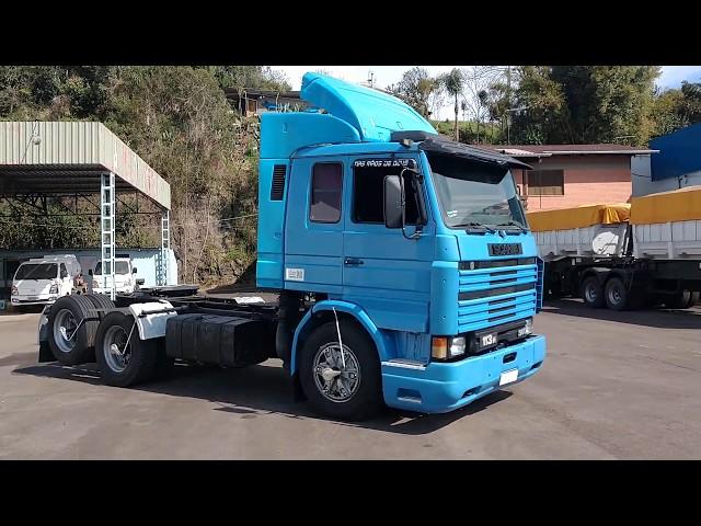 Vídeo do caminhão R113 H 360 6x2
