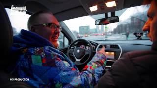 Смотреть онлайн Тестируем Suzuki SX4 New
