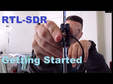 Getting Started with the RTL-SDR (Software Defined Radio) - YouTube