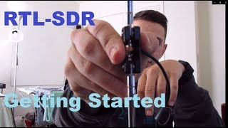 Getting Started with the RTL-SDR (Software Defined Radio)