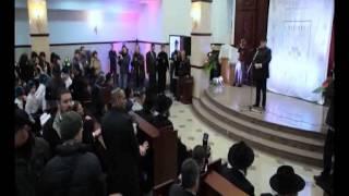 Открытие синагоги «Гиймат-Роза»