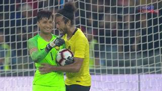 HARIMAU BAHAM GARUDA!! | Malaysia lwn Indonesia | 2-0 | Kelayakan Piala Dunia 2022 & Piala Asia 2023