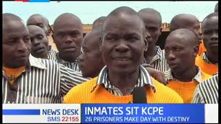 55 year old man sits for KCPE at Kitale main prison