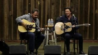 Dan Tyminski & Ronnie Bowman - Hey Brother & Living The Life
