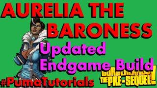 borderlands pre sequel baroness sniper build