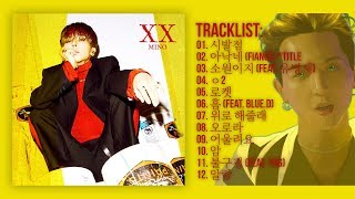 [Full Album] MINO(송민호) - XX