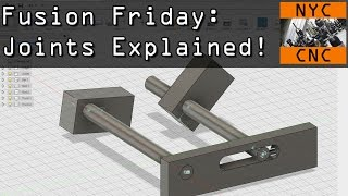 Fusion Friday #3:  Joints Explained!