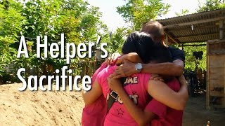 A Helper's Sacrifice | On The Red Dot | Channel NewsAsia Connect