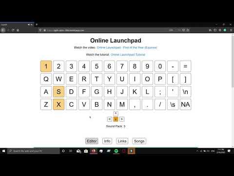 online launchpad  Skrillex - Equinox