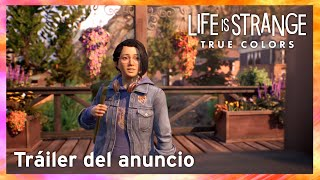 SQUARE ENIX HA ANUNCIADO LIFE IS STRANGE: TRUE COLORS