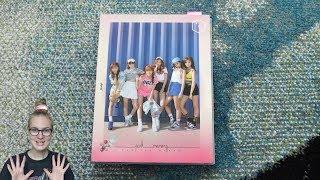 Unboxing Apink 에이핑크 2nd Korean Studio Album Pink Memory (Red Edition)