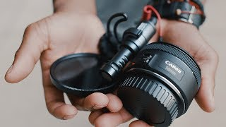 5 Filmmaking MUST Haves For Under $100