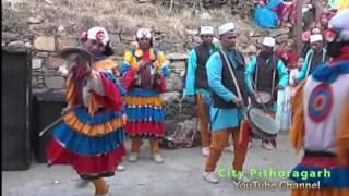 Pahadi Challiya Dance   Pithoragarh