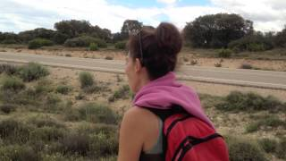 preview picture of video 'Camino 12º Albacete-Uclés Mayo 2014 Parte 2ª'