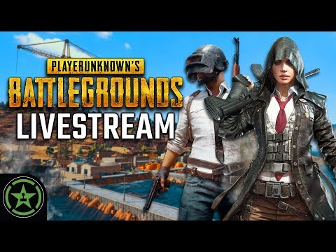 PLAYERUNKNOWN'S Battlegrounds - Back from Retirement - Achievement Hunter Live Stream