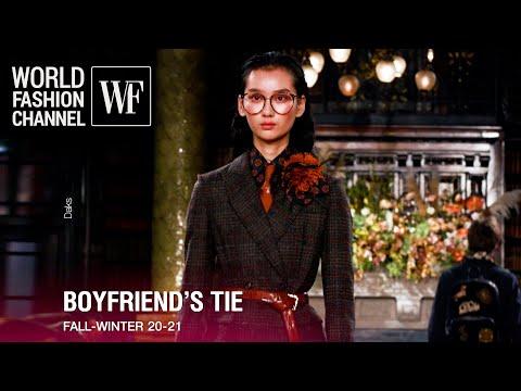 Boyfriends Tie | fall-winter 20-21