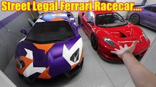 I Hope Ferrari Doesn't Send me a Cease & Desist.