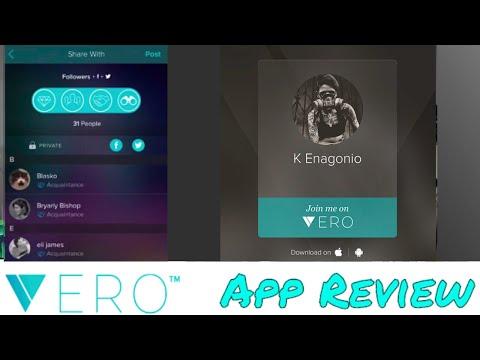 Vero – True Social Review – The Best App of 2018?