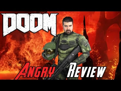 DOOM Angry Review - YouTube video thumbnail
