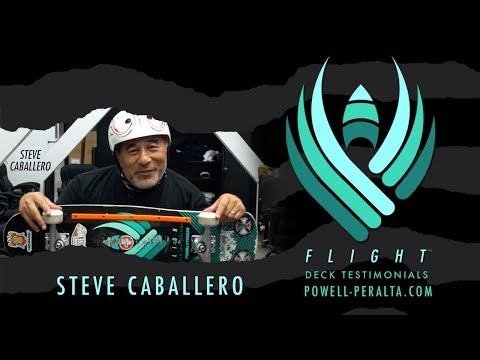 Powell-Peralta | Steve Caballero | FLIGHT