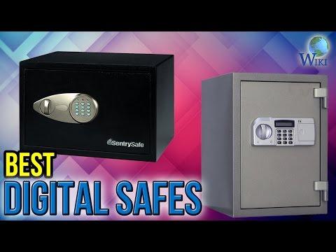 7 Best Digital Safes 2017