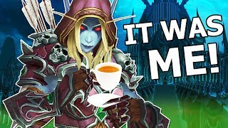 It's NOT A Retcon! Sylvanas Ordered The Wrathgate And Here's Why...