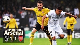 THIS IS EMBARRASSING! | VITORIA 1-1 ARSENAL