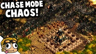 2000+ UNITS CHASE MODE ONLY! | They Are Billions Beta Gameplay