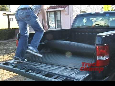 Rubber Bed Mat - Truck Bed Liner From TruckChamp