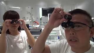 歯科医角祥太郎アワーアレってどーなん便利なライトとルーペを試してきました!東京駅前FEEDショールーム