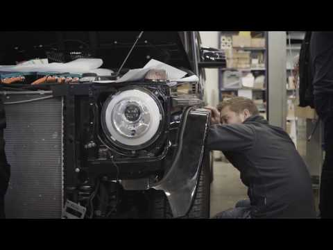 Making the KREISEL Electric G-Class