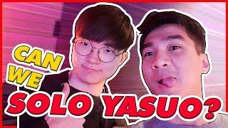 PEWPEW GẠ FAKER KÈO SOLO YASUO TẠI ALLSTAR 2018   Daily Vlog 57