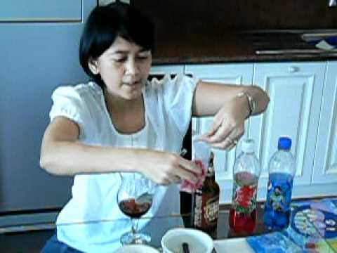 Video RESEP MINUMAN SEGAR Soda warna warni  with #ratudongengibn #bundamayaibn