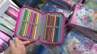 Pocela kupovina udzbenika i pribora za skolu