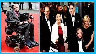 Стивен Хокинг-Известнейший Ученый-Физик и Необыкновенный Человек Прожил Долгую Насыщенную Жизнь