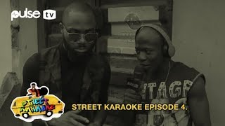 Download Video Davido 'Fall', Yemi Alade 'Johnny', Tekno 'Pana' & More Hits | Street Karaoke Ep. 4 | Pulse TV MP3 3GP MP4